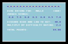Summer Games C64 10