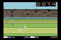 Summer Games C64 16