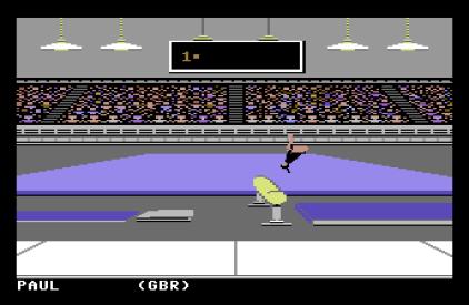 Summer Games C64 20