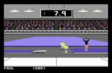 Summer Games C64 21