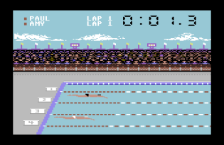 Summer Games C64 22
