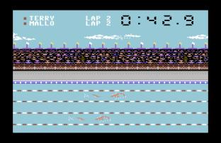 Summer Games C64 23