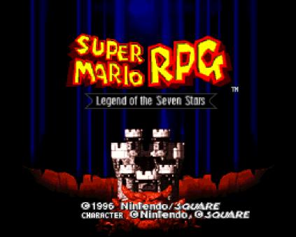 Super Mario RPG SNES 01