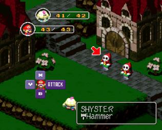 Super Mario RPG SNES 11