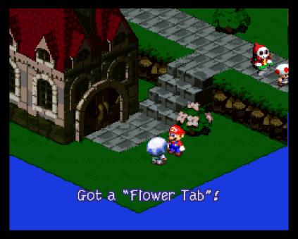 Super Mario RPG SNES 12