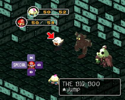 Super Mario RPG SNES 20