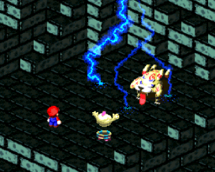 Super Mario RPG SNES 23
