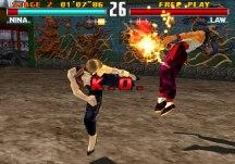 Tekken 3 PS1 06