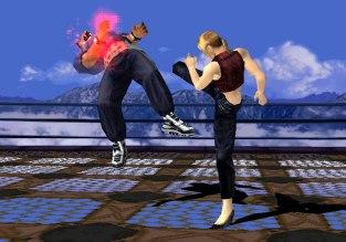 Tekken 3 PS1 09