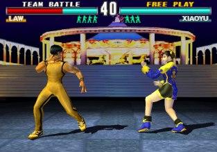 Tekken 3 PS1 20