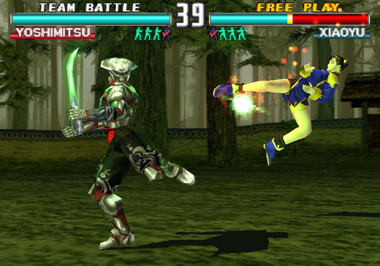 Tekken PS1