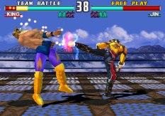 Tekken 3 PS1 27