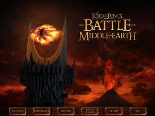 The Lord of the Rings - The Battle For Middle-Earth PC 01