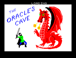 The Oracle's Cave ZX Spectrum 01