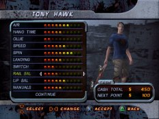 THPS2 PS1 11