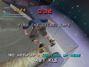 THPS2 PS1 12