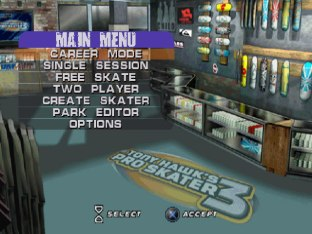 THPS3 PS1 01