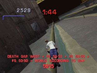 THPS3 PS1 09