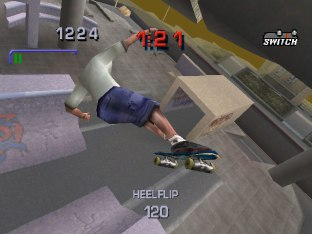 THPS3 PS1 20