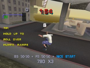 THPS3 PS1 23