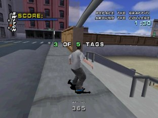 THPS4 PS1 12