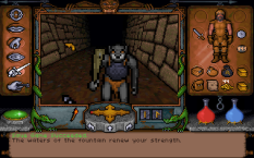 Ultima Underworld 1 PC 17