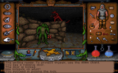 Ultima Underworld 1 PC 23