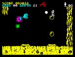 Underwurlde ZX Spectrum 13