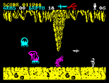 Underwurlde ZX Spectrum 17