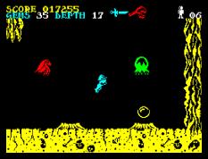 Underwurlde ZX Spectrum 21