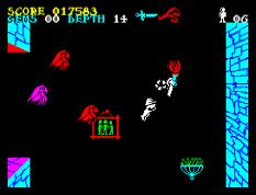 Underwurlde ZX Spectrum 22