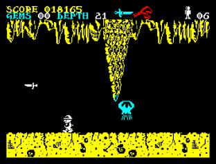 Underwurlde ZX Spectrum 23