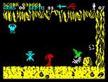 Underwurlde ZX Spectrum 30