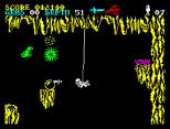 Underwurlde ZX Spectrum 36