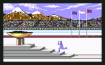 Winter Games C64 02