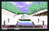 Winter Games C64 05