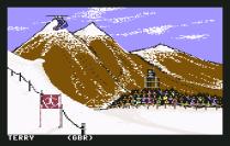 Winter Games C64 07