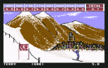Winter Games C64 08
