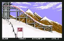 Winter Games C64 13