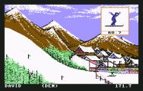 Winter Games C64 14