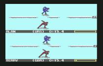 Winter Games C64 15