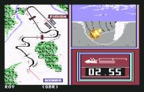 Winter Games C64 19