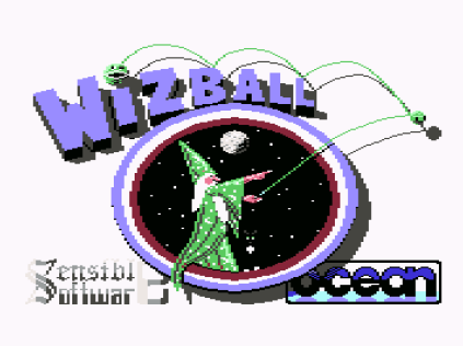 Wizball C64 01
