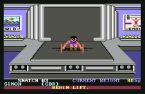 World Games C64 04