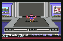 World Games C64 05