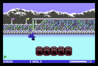 World Games C64 08