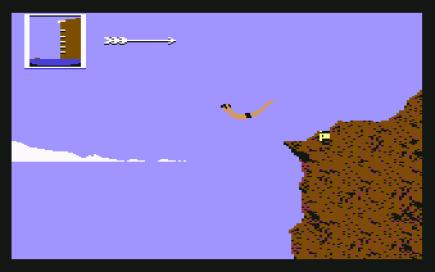 World Games C64 09
