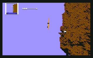 World Games C64 10