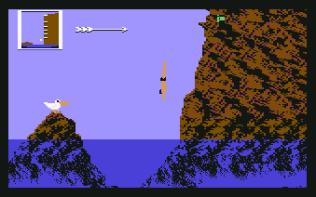 World Games C64 11