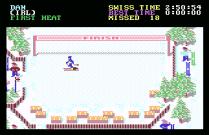World Games C64 14